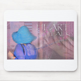 Heart Talk - Expectations Mouse Pad
