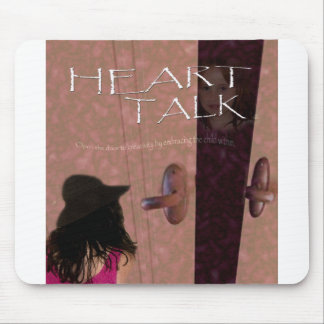 Heart Talk - The Child Within Mouse Pad