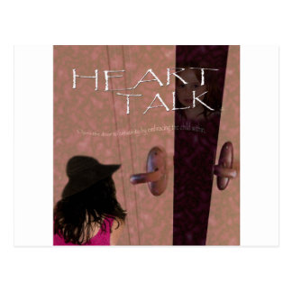 Heart Talk - The Child Within Postcard