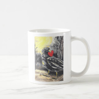 Heart Thief Classic White Coffee Mug