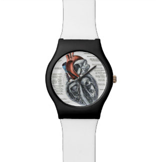 Heart Time watch
