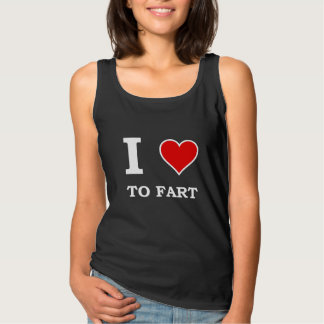 Heart To Fart Tank Top