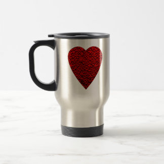 Heart. Travel Mug