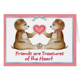 Heart Treasures Card