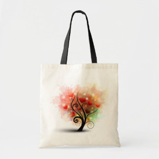 Heart Tree Bag