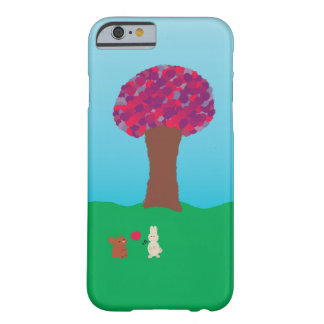 Heart Tree Barely There iPhone 6 Case