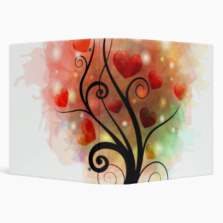 Heart Tree Binder