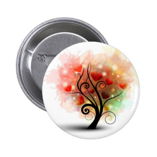 Heart Tree Button