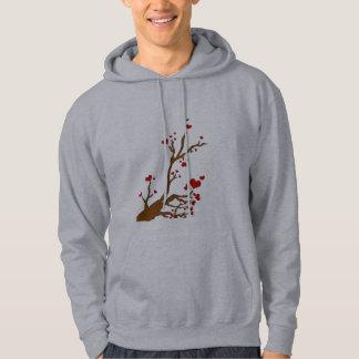 heart tree copy hoodie