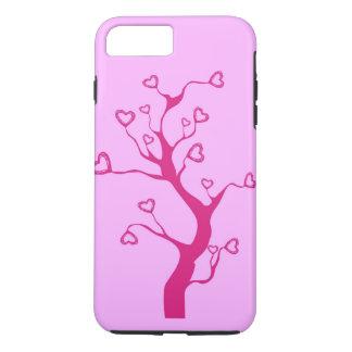 """Heart Tree"" for I Phone 6/6s Plus tough iPhone 8 Plus/7 Plus Case"