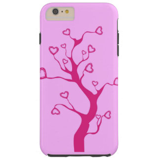 """Heart Tree"" for I Phone 6/6s Plus tough Tough iPhone 6 Plus Case"
