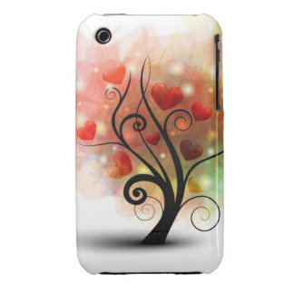 Heart Tree iPhone3 Case-Mate Case iPhone 3 Covers