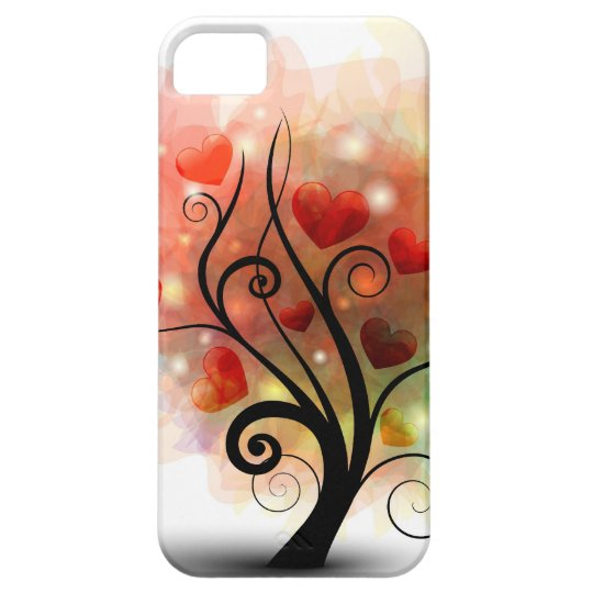 Heart Tree iPhone4 Case