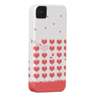 Heart tree iPhone 4 cases