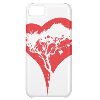 Heart Tree iPhone 5 Case