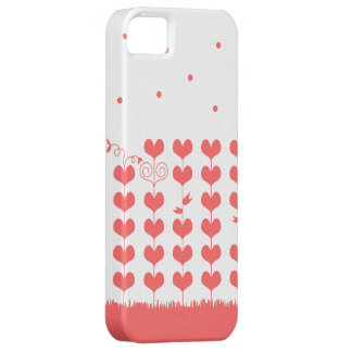 Heart tree iPhone 5 covers