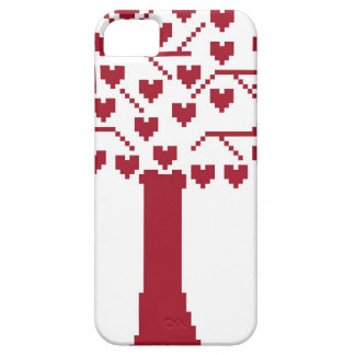 Heart tree iPhone SE/5/5s case