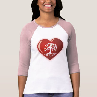 Heart Tree Shirts