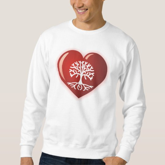 Heart Tree Sweatshirt