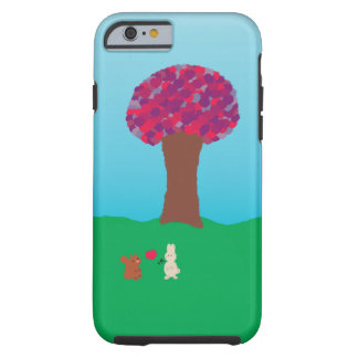 Heart Tree Tough iPhone 6 Case