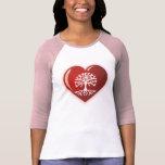 Heart Tree Tshirt