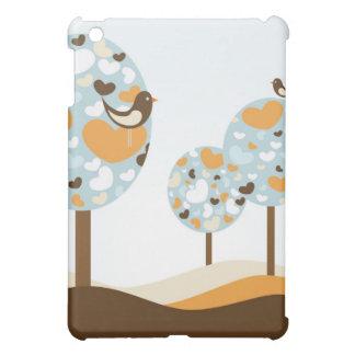 Heart Trees iPad Case
