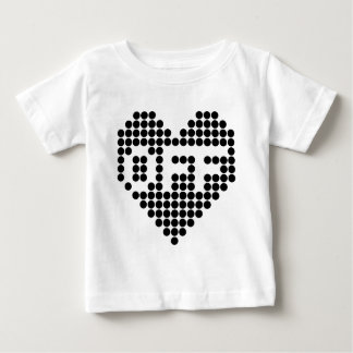 Heart Turned Off Baby T-Shirt