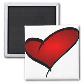 Heart Valentine's Day Magnet
