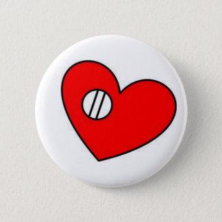 Heart Valve Button