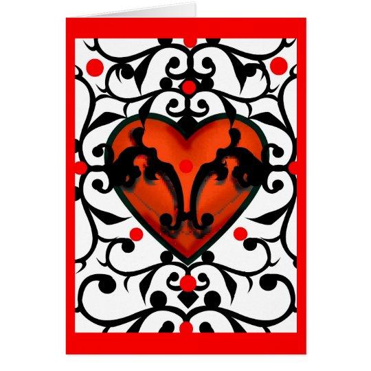Heart Veil - Card