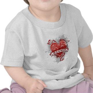 Heart Wagner Tee Shirts