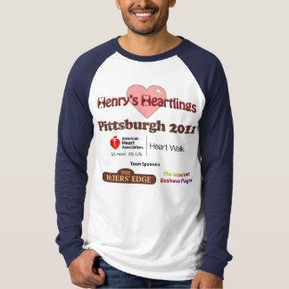 Heart Walk 2011 T T-Shirt