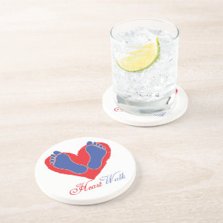 Heart Walk Coaster
