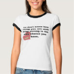 Heart Warrior Bible Quotes T Shirt