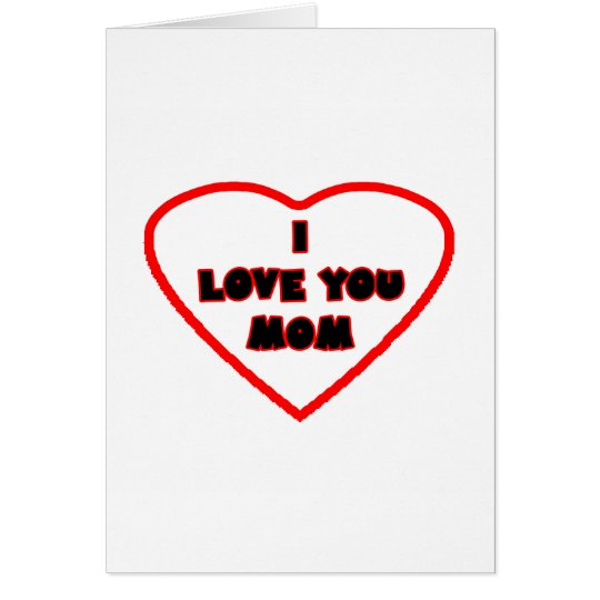 Heart White Transp Filled The MUSEUM Zazzle Gifts Card