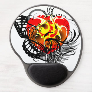 Heart & Wing Gel Mouse Pad