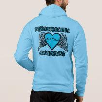 Heart/Wings...Dysautonomia Hoodie