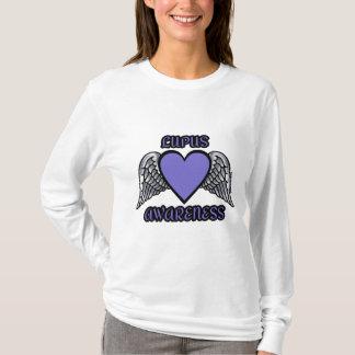 Heart/Wings...Lupus T-Shirt
