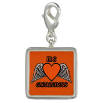 Heart/Wings...MS Photo Charms