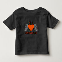 Heart/Wings...MS Toddler T-shirt