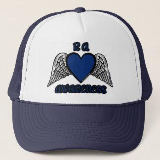 Heart/Wings...RA Trucker Hat