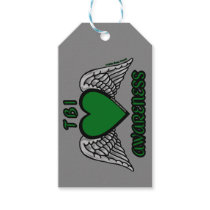 Heart/Wings...TBI Gift Tags