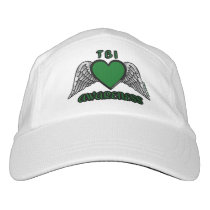 Heart/Wings...TBI Hat