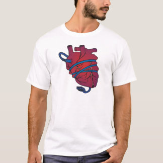 Heart wire T-Shirt