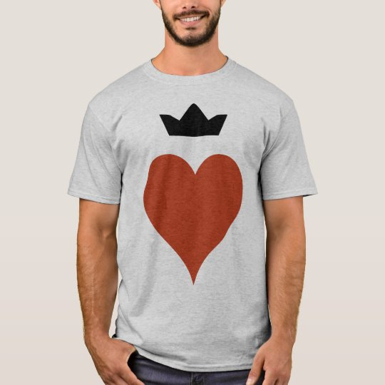 Heart with Crown T-Shirt