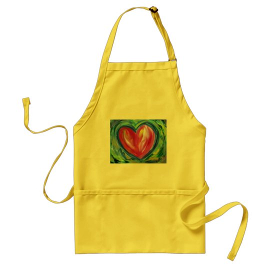 Heart with Hope Apron