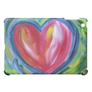 Heart with Hope Art iPad Fitted Hard Case iPad Mini Cover