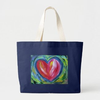 Heart with Hope Bag