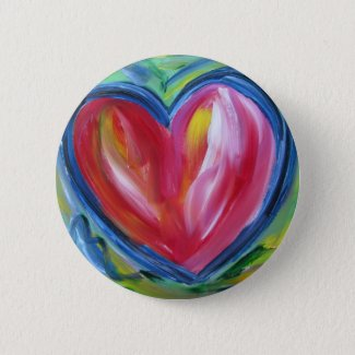 Heart with Hope Button