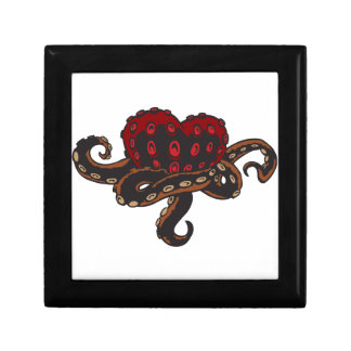 Heart with Tentacles Gift Box
